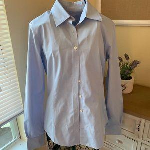 BROOKS BROTHERS Light Blue Button Down Dress Shirt